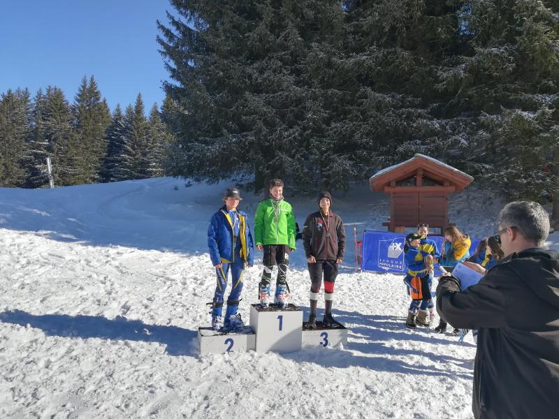 championnat ski UGSEL