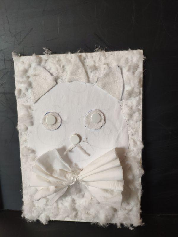 projet artistique en cours d'arts plastique- Bellevaux
