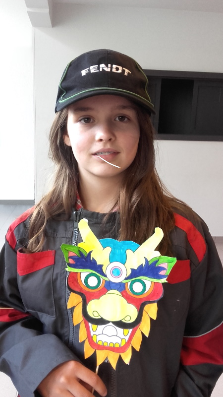 Le carnaval des écoliers-Vallée du Brevon