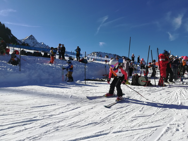 district ski alpin
