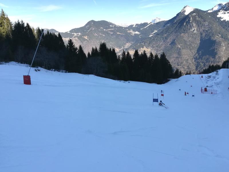 championnat district ski alpin